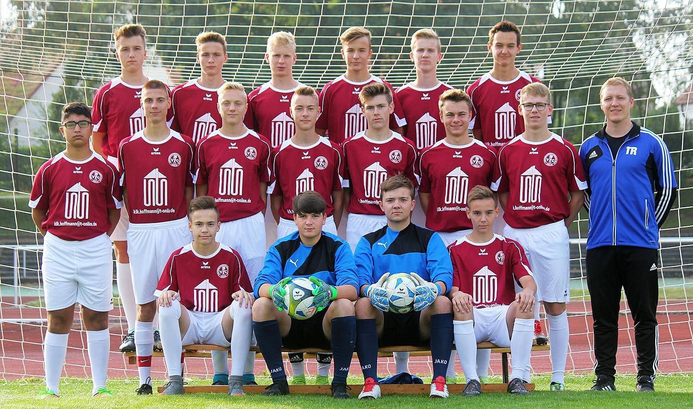 3:1-Auswärtssieg: B-Junioren jubeln in Grimmen