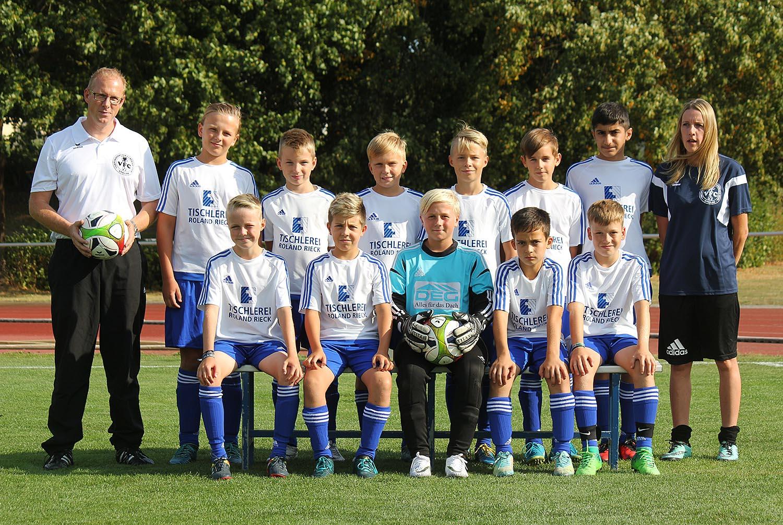 Landespokal: D1-Junioren überstehen die erste Runde nicht