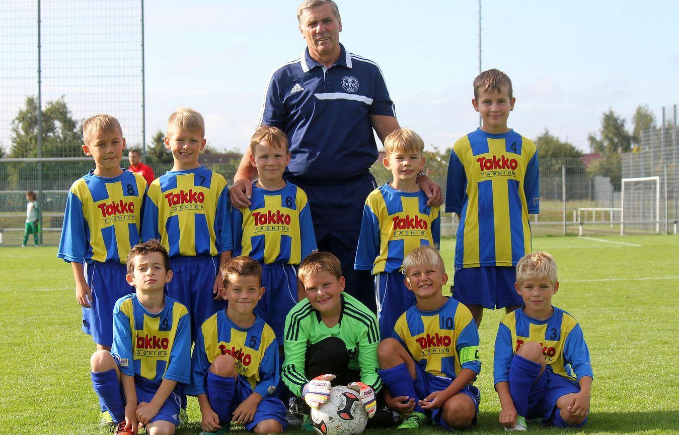 Nachwuchs-Kreisklasse: F-Junioren jubeln an der Ostseeküste