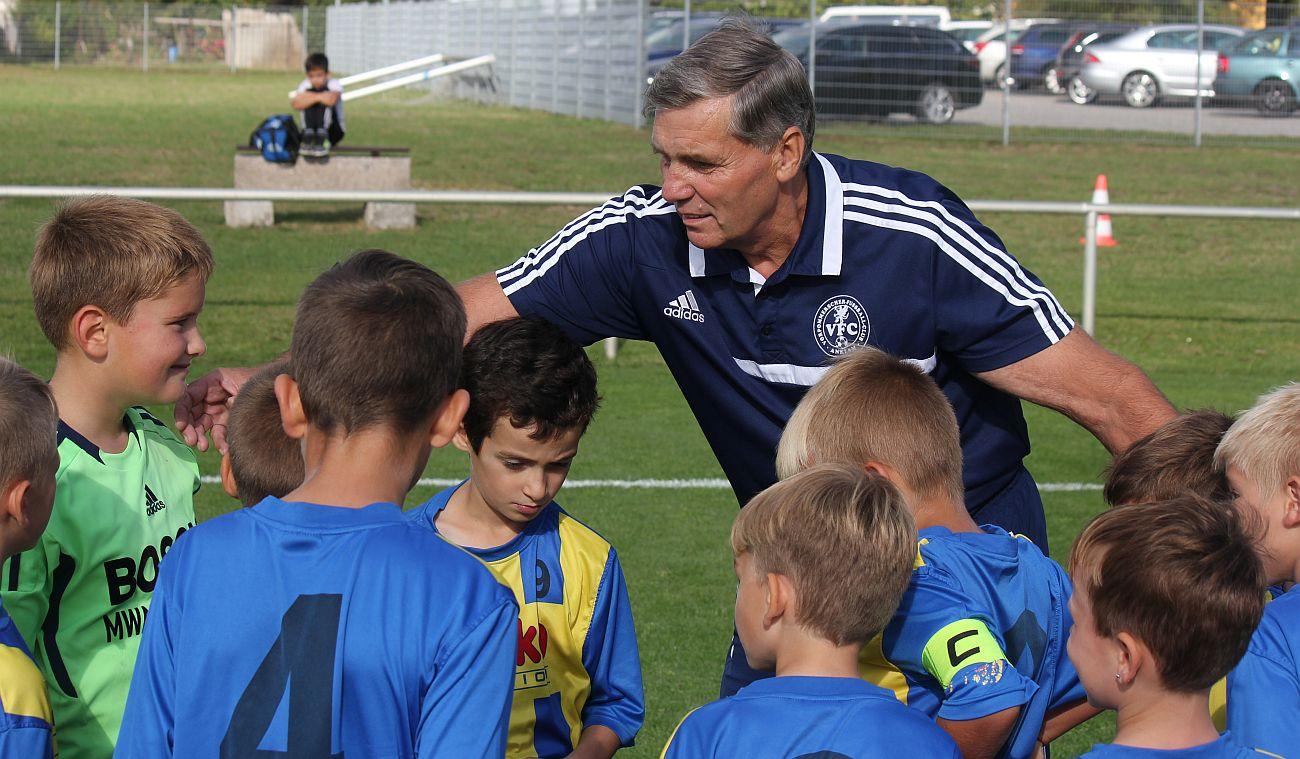 F-Junioren verabschieden sich mit Niederlage in die Sommerpause