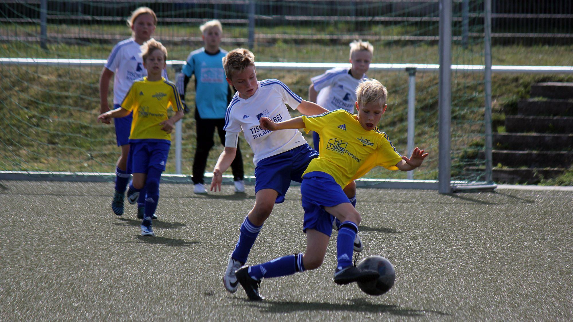 Zwei von drei Landesliga-Teams siegen gegen Neubrandenburgs Nachwuchs