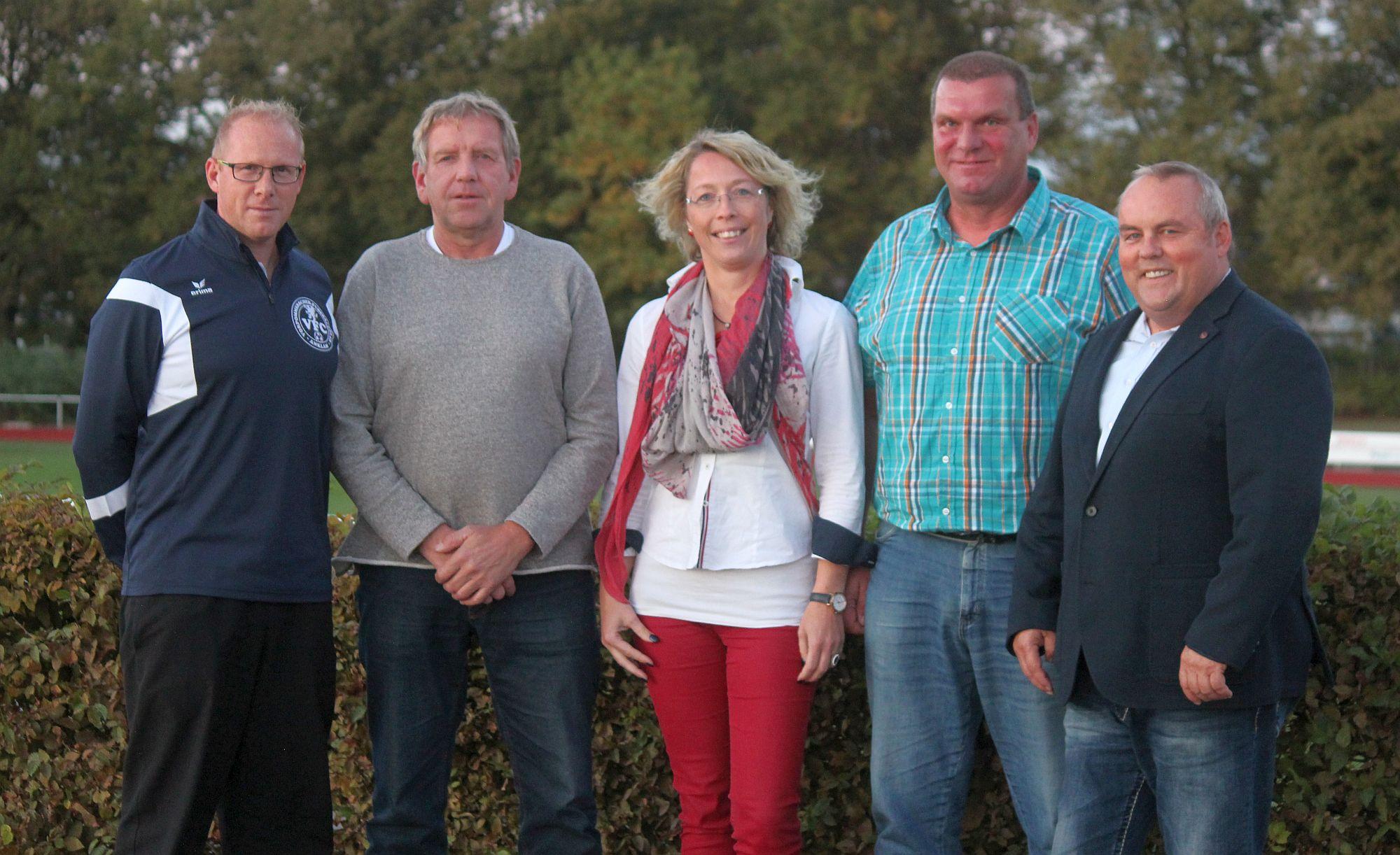 Jörg Hasselmann führt unseren Club weiterhin als Vorsitzender an