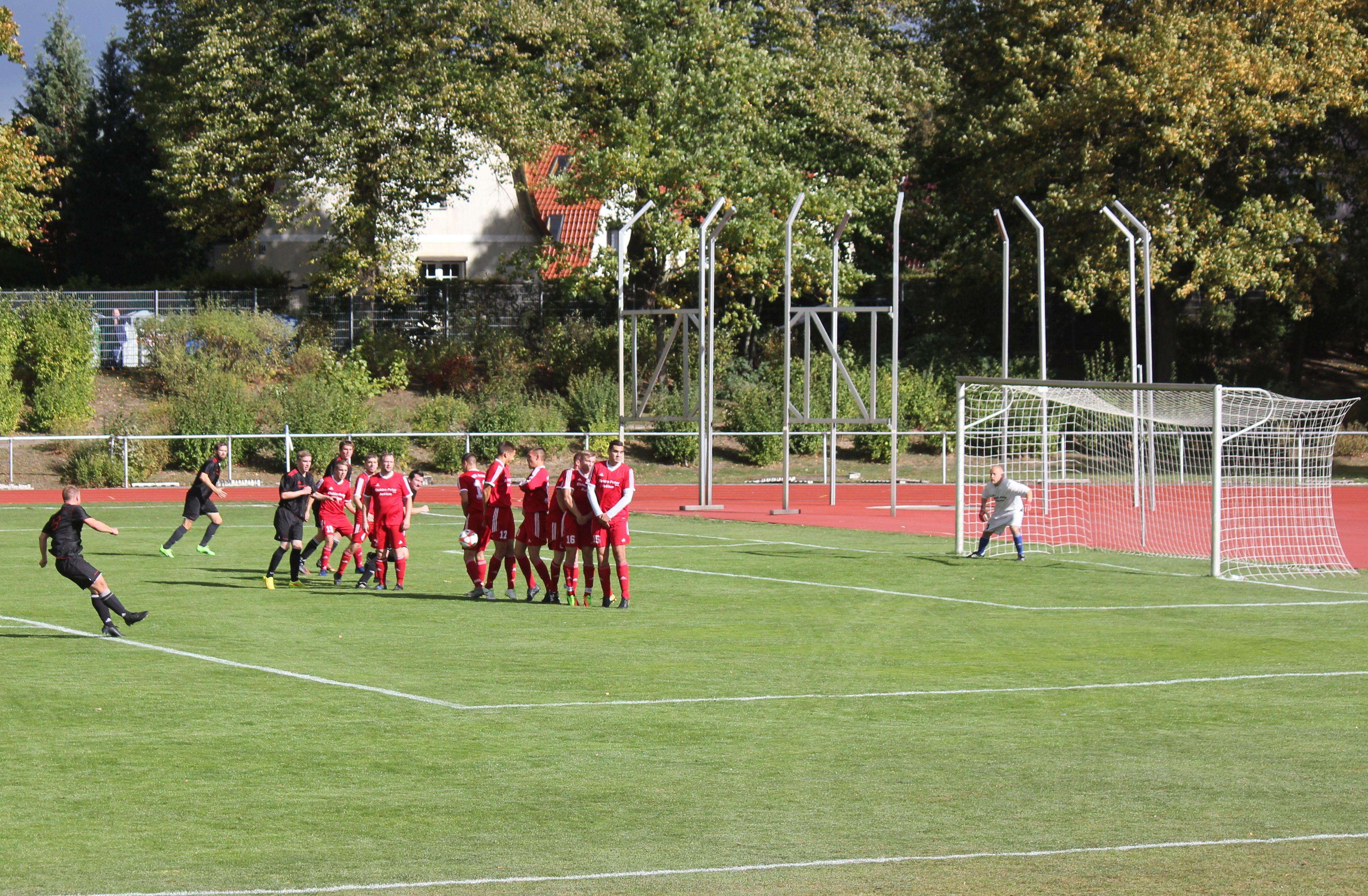 1:1-Remis: Landesliga-Elf überzeugt zum Auftakt der englischen Woche