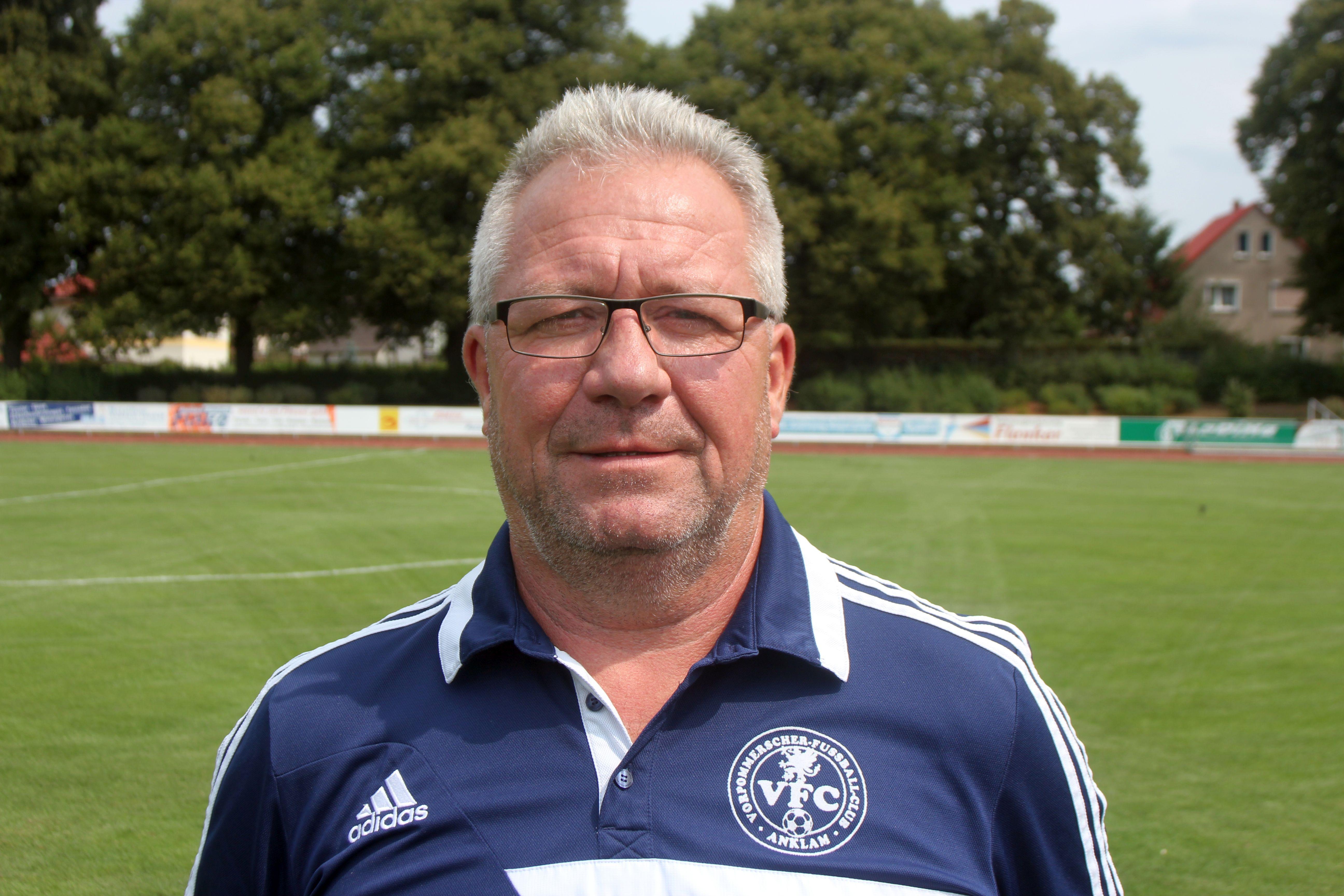 Trainer Rainer Gütschow: Die Einstellung hat nicht gestimmt!