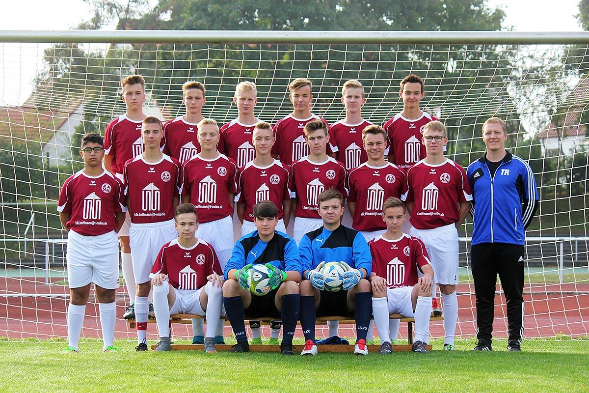 Landesliga: B-Junioren siegen beim Tabellenzweiten