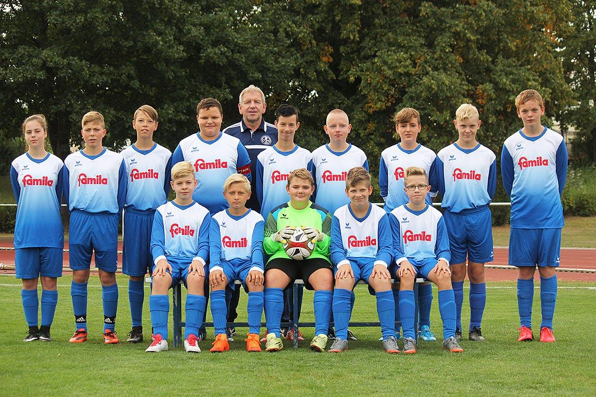 Kreisklasse: C2-Junioren starten siegreich in die zweite Saisonhälfte