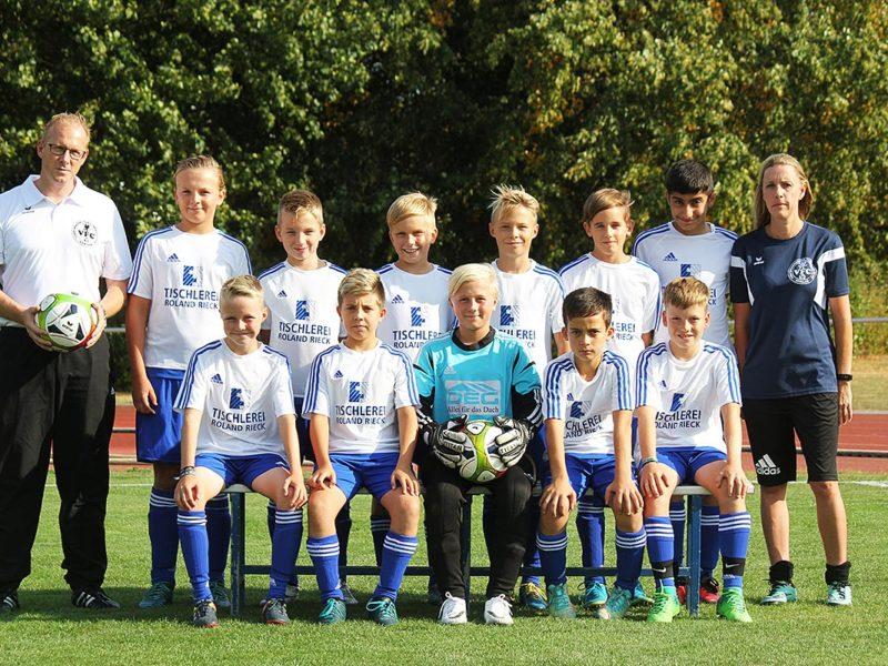 D1-Junioren verlieren beim Landesliga-Spitzenreiter