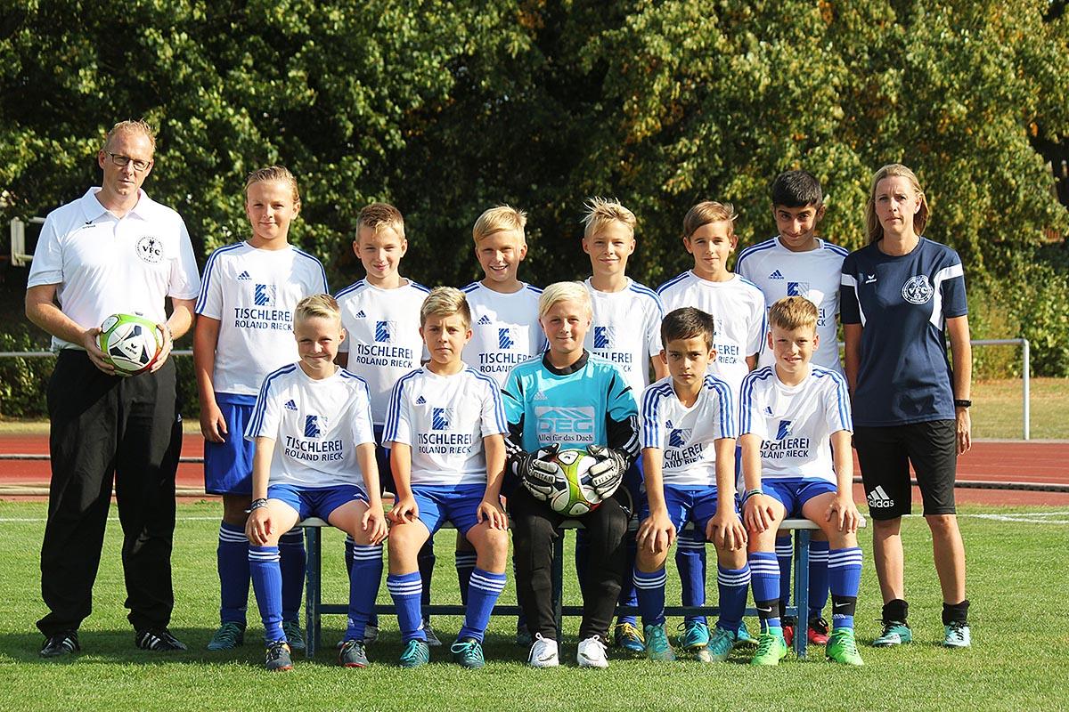 Landesliga: D1-Junioren verlieren das letzte Heimspiel der Saison