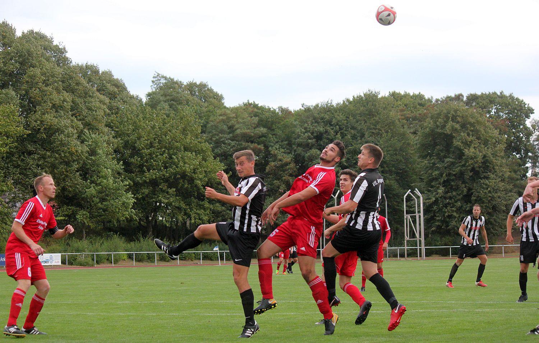 Bleibt unser Landesliga-Team zum sechsten Mal in Folge ungeschlagen?
