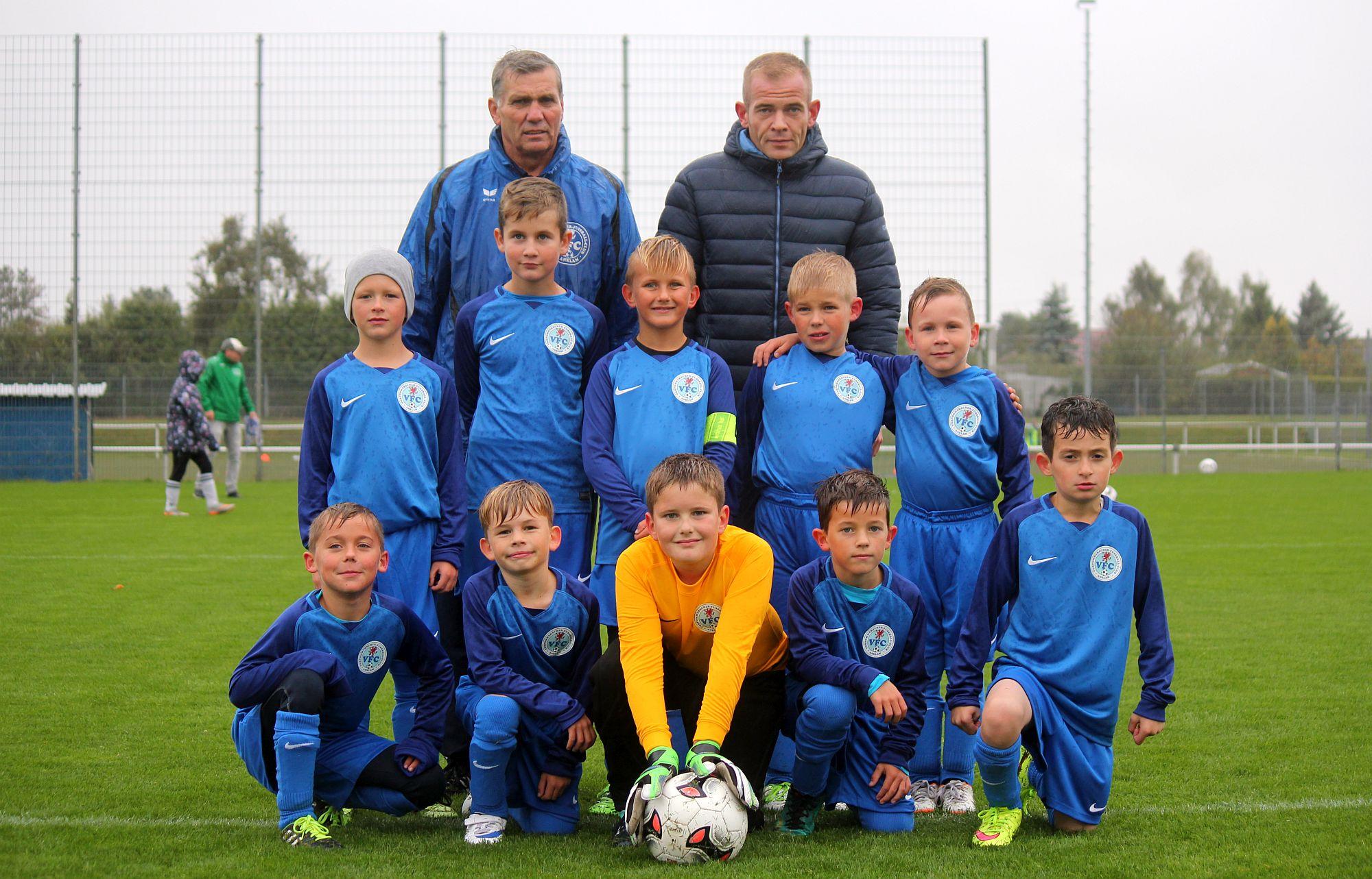 Futsal-Meisterschaft: F-Junioren lösen als Gruppensieger das Ticket für die Endrunde