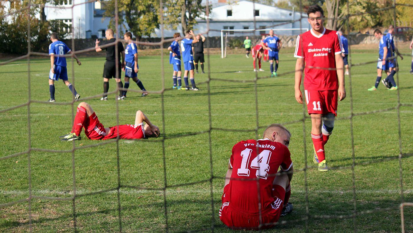 Miserable Chancenverwertung kostet unserer Landesliga-Elf zwei Punkte