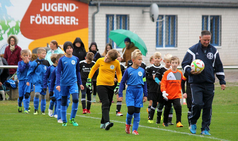 Nachwuchs-Kicker spielen um die Tickets für Kreispokal-Halbfinale