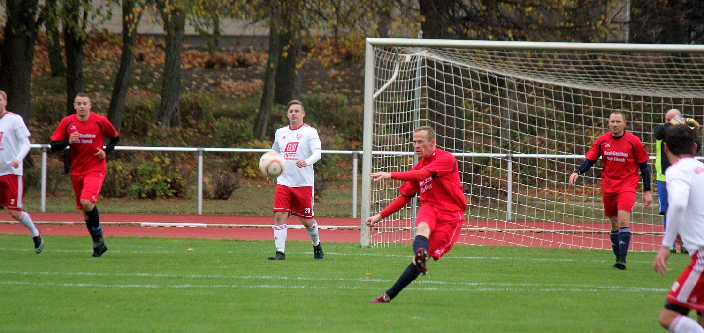Ü35-Kicker verlieren Spitzenspiel gegen Tabellenführer Ueckermünde mit 1:3