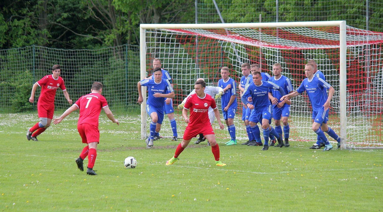 Landesliga-Kicker empfangen im Derby die SG Karlsburg/Züssow
