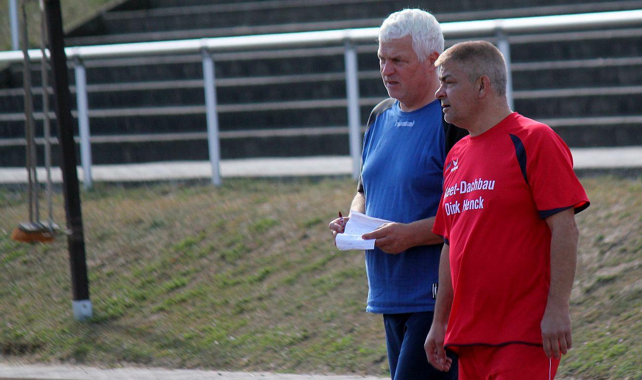 Ü35-Kicker kassieren in Pasewalk ihre erste Saison-Niederlage