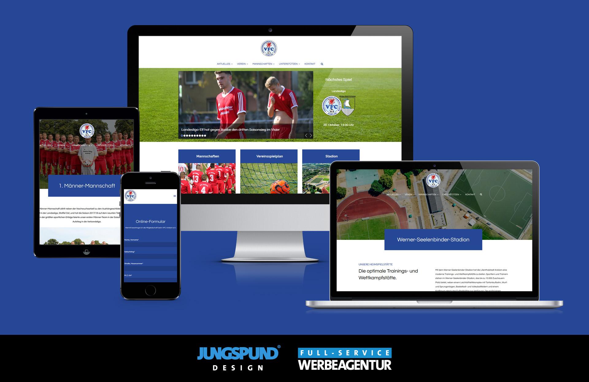 Unsere Internetseite präsentiert sich in einem neuen Look!