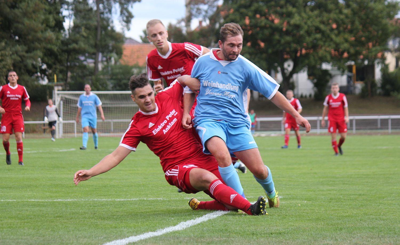Landesliga-Elf empfängt mit Neuenkirchen einen direkten Tabellennachbarn