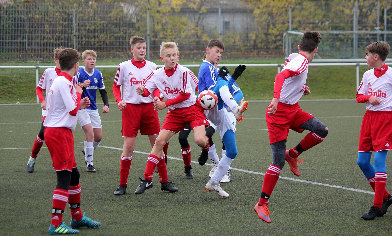 C1-Junioren bleiben im Heimspiel gegen Waren unter ihren Möglichkeiten
