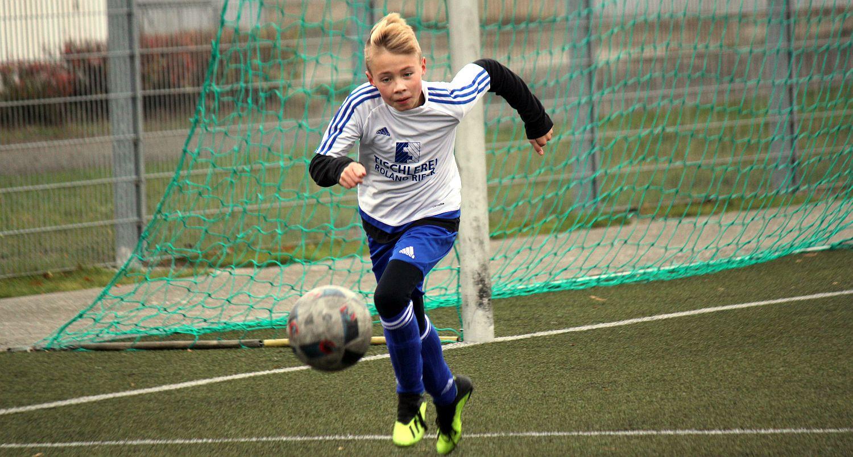 Landesliga: D1-Junioren kommen beim GFC II mit 2:9 unter die Räder