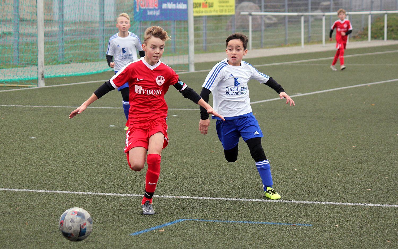 Nachwuchs-Landesliga: D1-Junioren bezwingen Rot-Weiß Neubrandenburg mit 3:0