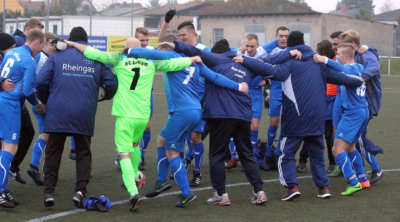 8:1-Heimsieg: Landesliga-Kicker begeistern gegen Neuenkirchen mit Offensiv-Gala
