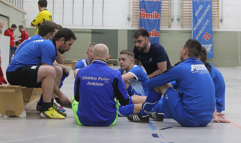 Landesliga-Kicker treten beim 40. Strasburger Neujahrsturnier an