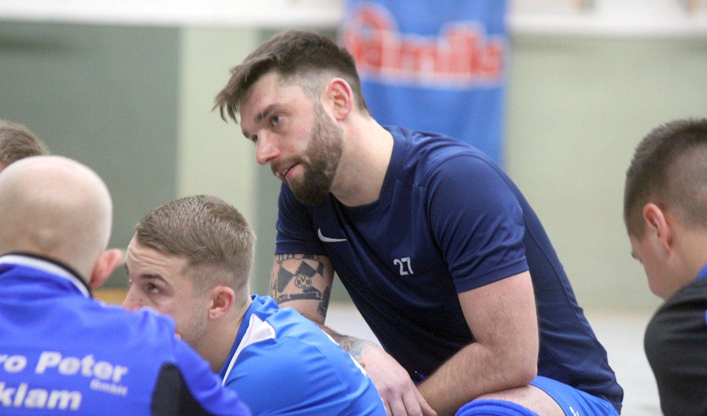 Sebastian Matz verstärkt zukünftig unser Landesliga-Team