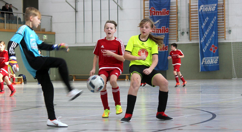 Futsal-Landesmeisterschaft: D1-Junioren starten in Malchin