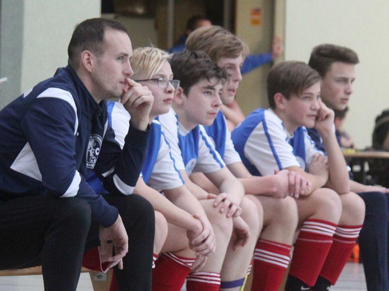 Futsal-Landesmeisterschaft: C1-Junioren verpassen Endrunden-Qualifikation nur knapp
