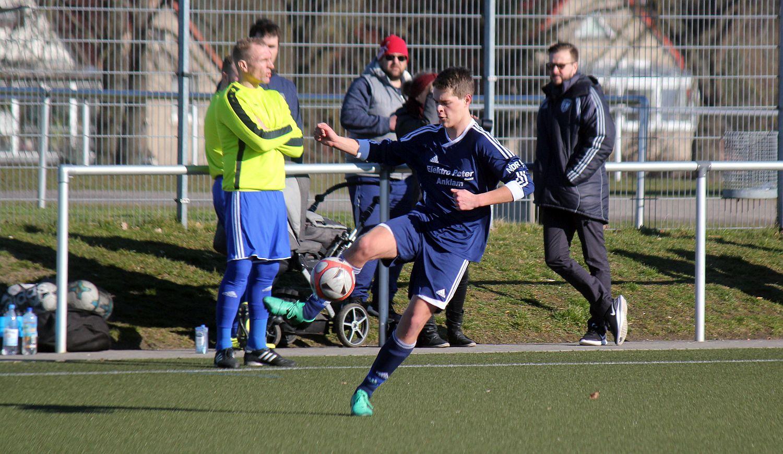 Kreisliga-Team gewinnt Testspiel gegen Krien mit 7:2