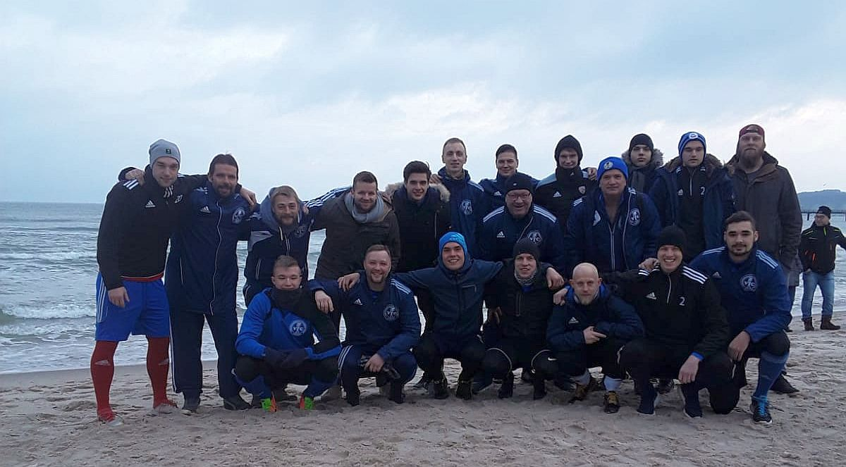 Landesliga-Kicker schufften im Trainingslager für eine erfolgreiche Rückrunde