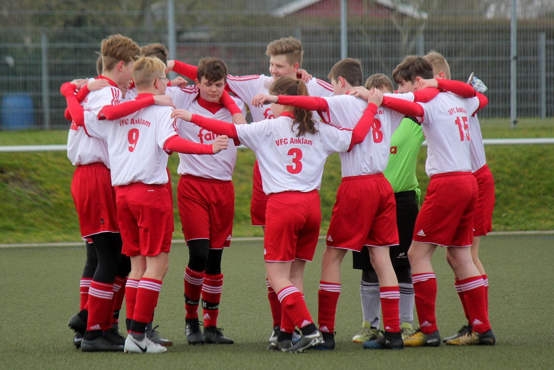 Nachwuchs-Landesliga: C1-Juniroen reisen zum Spitzenspiel