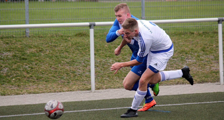 Landesliga-Kicker sind beim Greifswalder FC II zu Gast