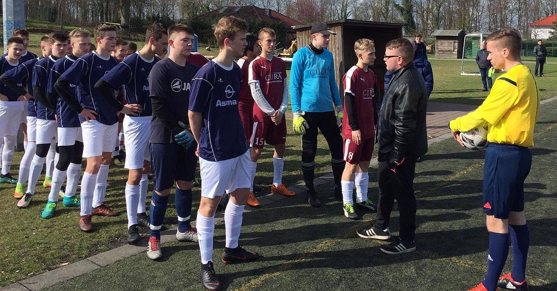 B-Junioren verspielen 1:0-Führung beim Pasewalker FV