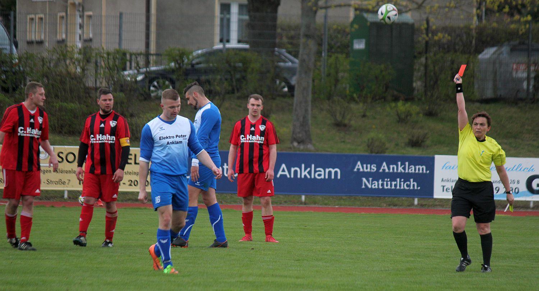 Landesliga-Kicker kassieren gegen Strasburg derbe 1:5-Heimpleite