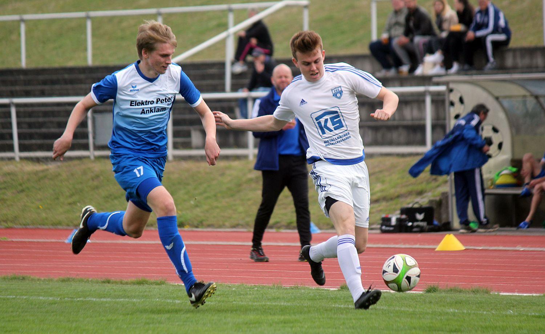 Landesliga-Team feiert glanzlosen 3:1-Sieg gegen den Tabellenvorletzten