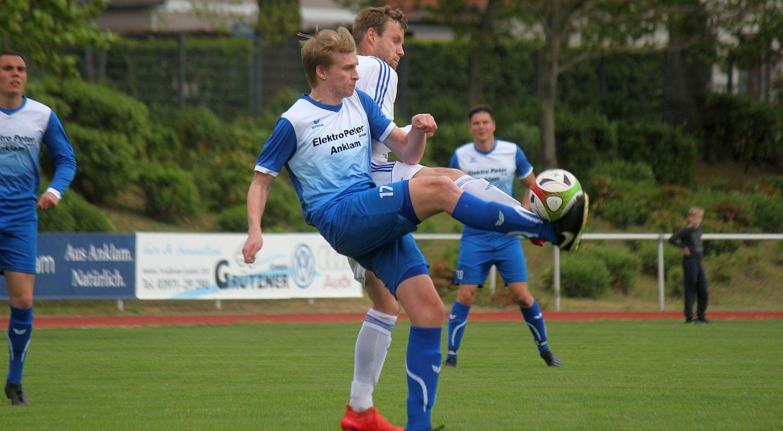 Saisonabschluss: Landesliga-Elf will einstelligen Tabellenplatz behaupten