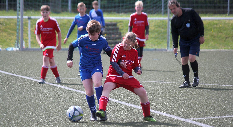 D2-Junioren sind gegen Blau-Weiß Greifswald chancenlos