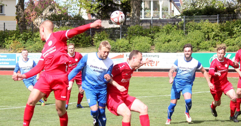 Landesliga-Kicker verpassen Überraschung gegen den SV Siedenbollentin