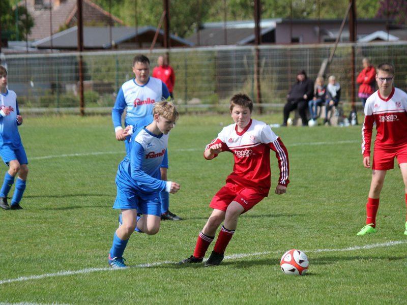 C2-Junioren bezwingen Einheit Ueckermünde mit 4:1