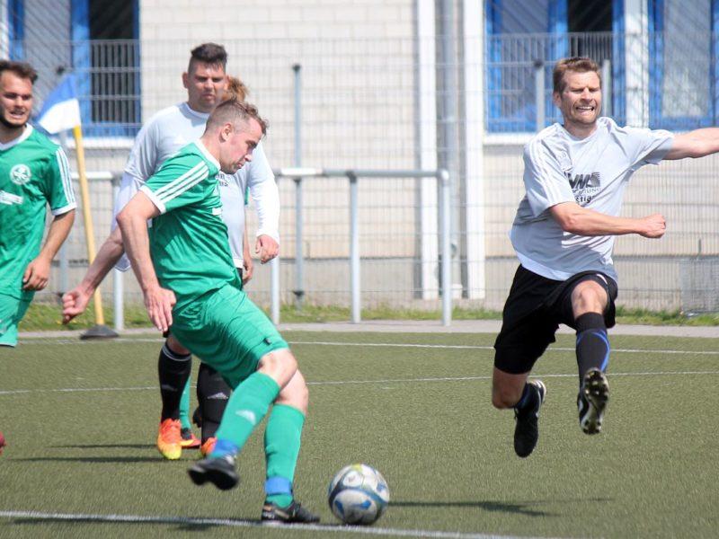 Kreisliga-Team bezwingt Tabellenschlusslicht Viereck mit 4:0