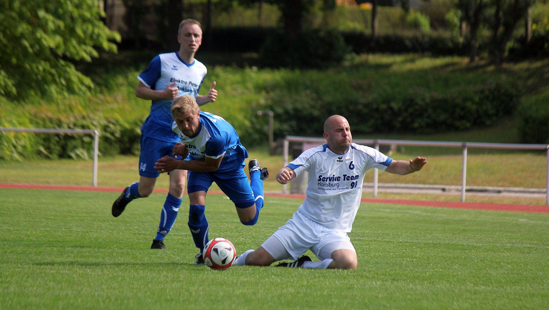 Landesliga-Elf verliert Derby gegen Karlsburg/Züssow mit 0:1