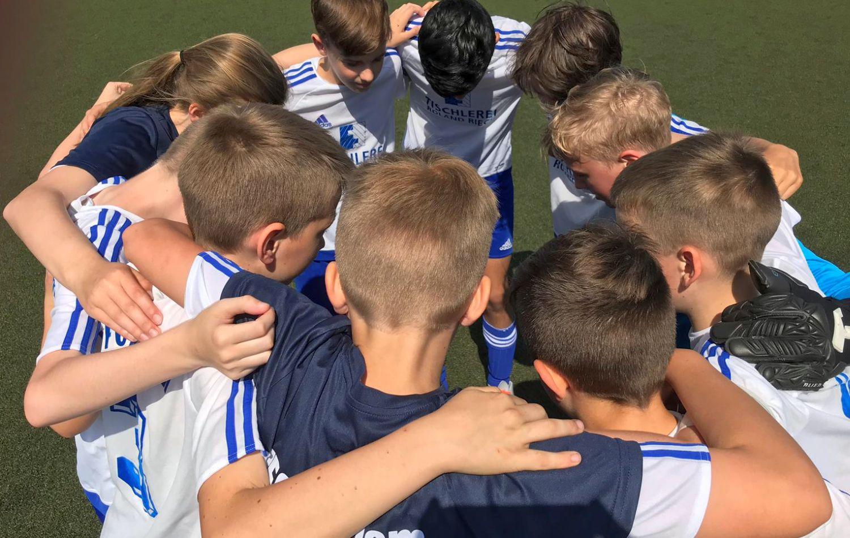 6:6-Remis: D1-Junioren verspielen kurz vor Spielende eine Zwei-Tore-Führung