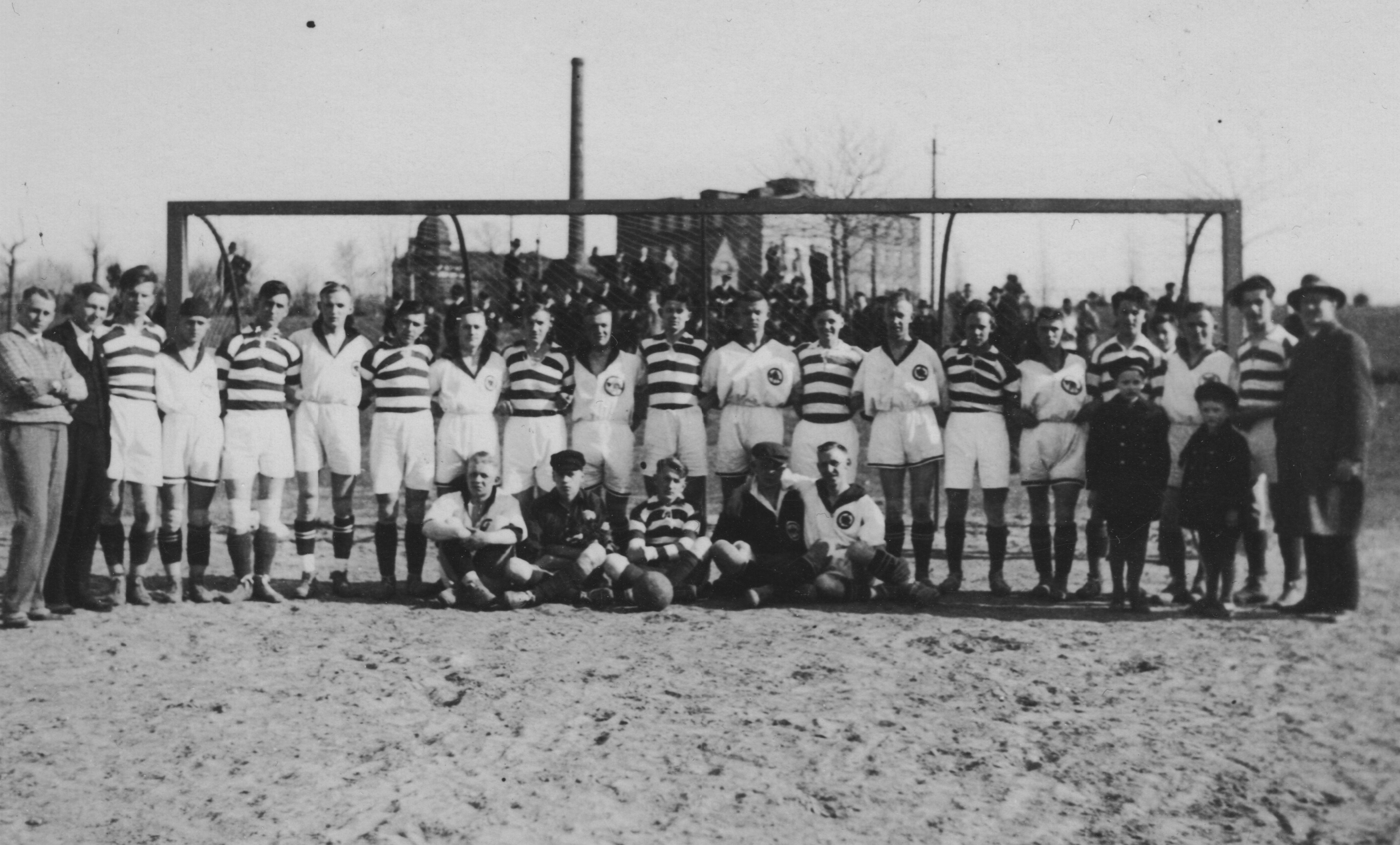 100 Jahre Fußball in Anklam: Mit einem gebrauchten Ball für 35 Mark fing es an