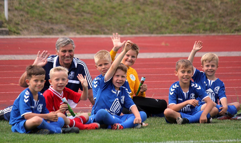F-Junioren landen in Ferdinandshof auf dem Podium