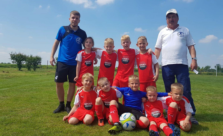 Bambini-Team gewinnt Turnier in Krusenfelde
