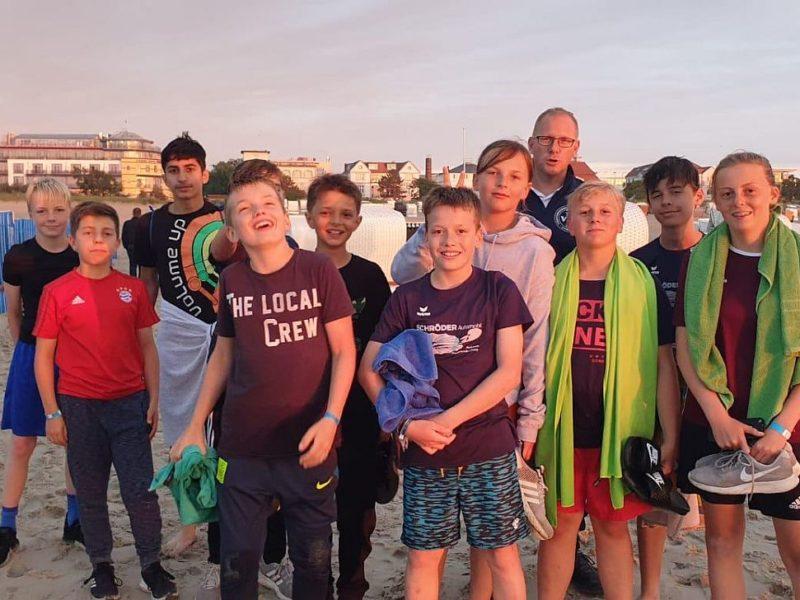 Deutscher Junioren Cup 2019: D1-Jugend erreicht in Rostock Platz sieben