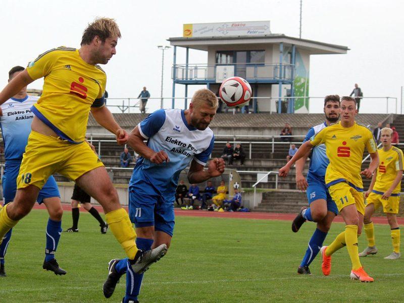 FCN zeigt unseren Landesliga-Kickern die Grenzen auf