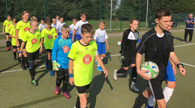 D1-Jugend verliert beim 1. FC Neubrandenburg III mit 2:6