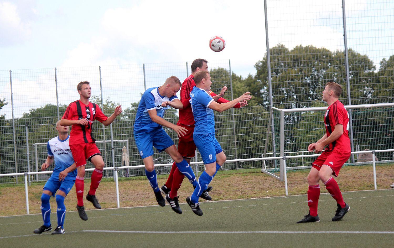 Landesliga-Team ist beim FSV Blau-Weiß Greifswald gefordert